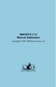 ImageFX v2.1a Manual Addendum PDF