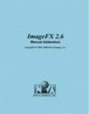 ImageFX v2.6 Manual Addendum PDF